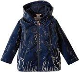 Billieblush Lined Raincoat (Toddler/Kid) - Midnight Blue - 3 Years