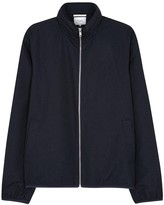 Norse Projects Pelle Navy Mélange Jacket