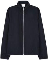 Norse Projects Pelle Navy Mélange Jacket