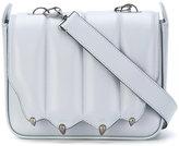 Marco De Vincenzo paw shaped shoulder bag