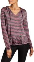 Threads 4 Thought Mariha Striped Hoodie