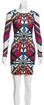 Mara Hoffman Geometric Print Bodycon Dress w/ Tags
