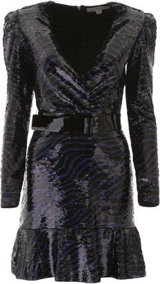 MICHAEL Michael Kors Tiger Sequins Dress