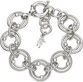 Folli Follie Bonds silver-plated bracelet