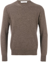 Cruciani crew neck jumper
