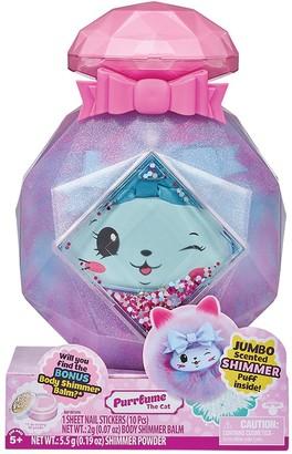 Pikmi Pops Cheeki Puffs Jumbo Plush Purrfume the Cat