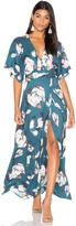 Yumi Kim Kimono Maxi Dress