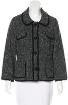 Kate Spade Wool-Blend Bouclé Jacket