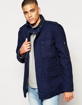 Original Penguin Military Style Jacket