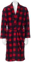 Croft & Barrow Men's Shawl-Collar Plush Robe