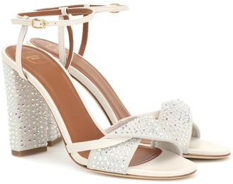 Malone Souliers Tara embellished sandals