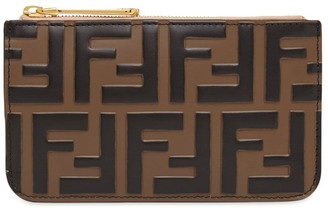 Fendi FF monogram wallet