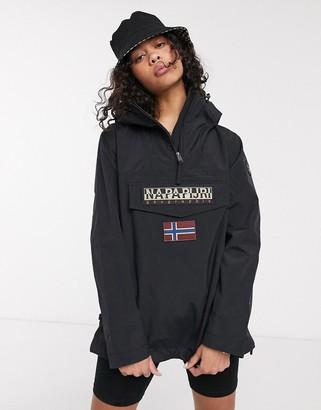 Napapijri Rainforest Summer 2 jacket in black