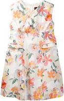 Tea Collection Bel Paese Surplice Dress (Toddler, Little Girls, & Big Girls)