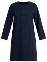 A.P.C. Louxor round-neck cotton dress