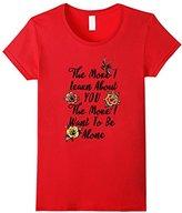 Hybrid Women's Funny Tatt T-Shirt