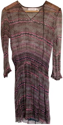 Etoile Isabel Marant Multicolour Silk Dresses