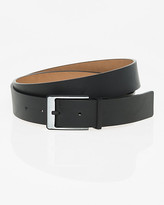Le Château Reversible Leather-Like Prong Belt