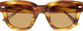 Acne Studios - D-frame Tortoiseshell Acetate Sunglasses