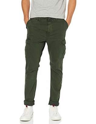 Superdry Men's Surplus Cargo Trouser, (Emerald Green Vz7), 16 (Size: 28/32)