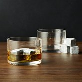Crate & Barrel Whisky for Two ® Gift Set