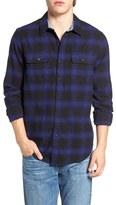 Lucky Brand Plaid Flannel Shirt