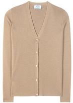 Prada Cashmere And Silk Cardigan