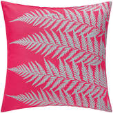 Clarissa Hulse Mini Patchwork Bed Cushion - 40x40cm - Pink