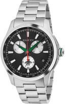 Gucci G-Timeless Chronograph Collection Timepiece