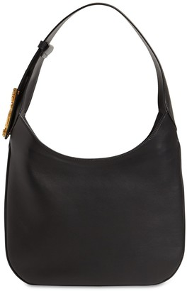 Versace Virtus Small Hobo Shoulder Bag