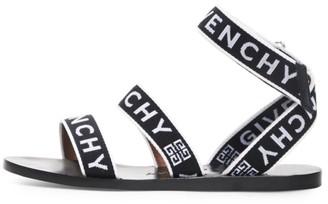 Givenchy Logo Sport Sandals
