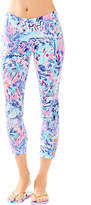 Lilly Pulitzer UPF 50+ Luxletic 21 Weekender Cropped Legging