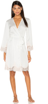 homebodii Bride Embroidered Robe