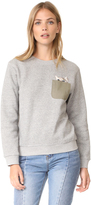 Paul & Joe Sister Sweetcat Sweatshirt