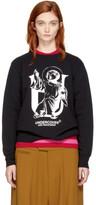 Undercover Black u Angel Sweatshirt