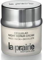 La Prairie Cellular Night Repair Cream for Face, Neck & Décolleté 50ml