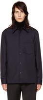 Acne Studios Navy Francisco Shirt