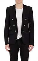 Balmain Men's Military Double-Breasted Sportcoat