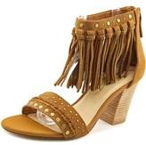 Sbicca Palozza Women Open-toe Leather Slingback Heel.