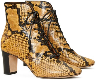 Tory Burch Lace-Up Bootie