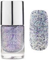 Forever 21 Glitter Galaxy Purple Silver Nail Polish