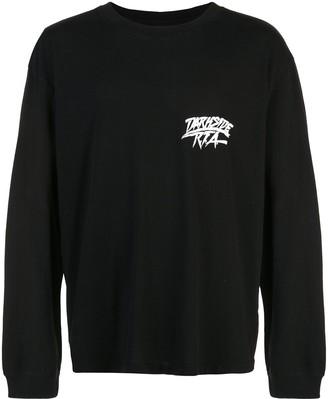 RtA Darkside print T-shirt