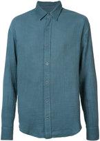The Elder Statesman classic shirt - men - Cotton - S
