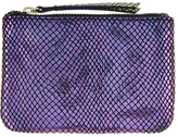 Accessorize Laura Disco Snake Small Leather Coin Purse