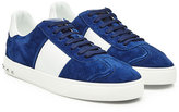 Valentino New Fly Suede Sneakers