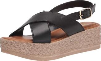 Bella Vita Made in Italy Women's Platform Sandal Flat