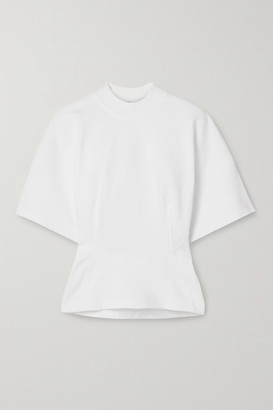 alexanderwang.t Cotton-jersey Top - White