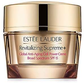 Estée Lauder Women's Revitalizing Supreme+ Global Anti-Aging Cell Power Creme SPF 15