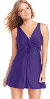 Miraclesuit Marais V-Neck Swimdress