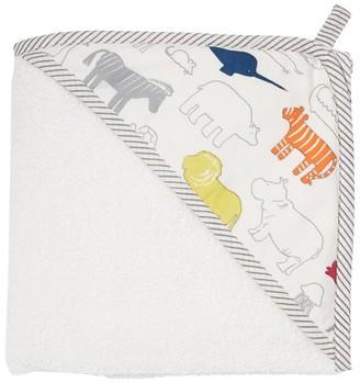 Pehr Hooded Towel - Noah's Ark (0-12 mos)